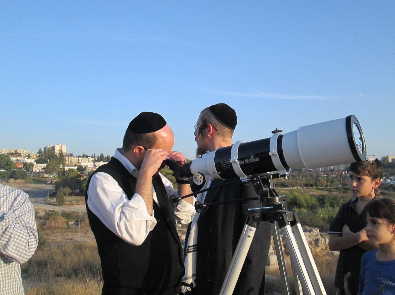 אסטרונומיה בבני-ברק